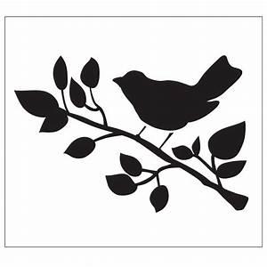 FolkArt Bird Painting Stencils-30601 - The Home Depot
