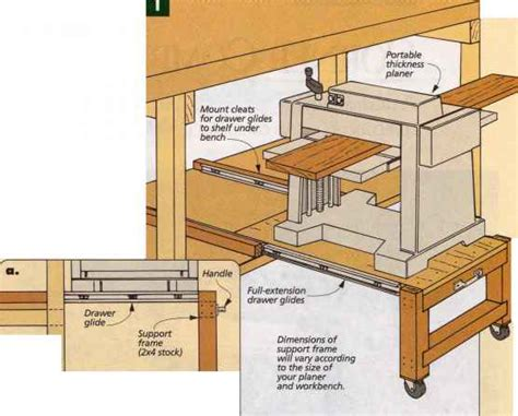 board support tool chest woodworking archive