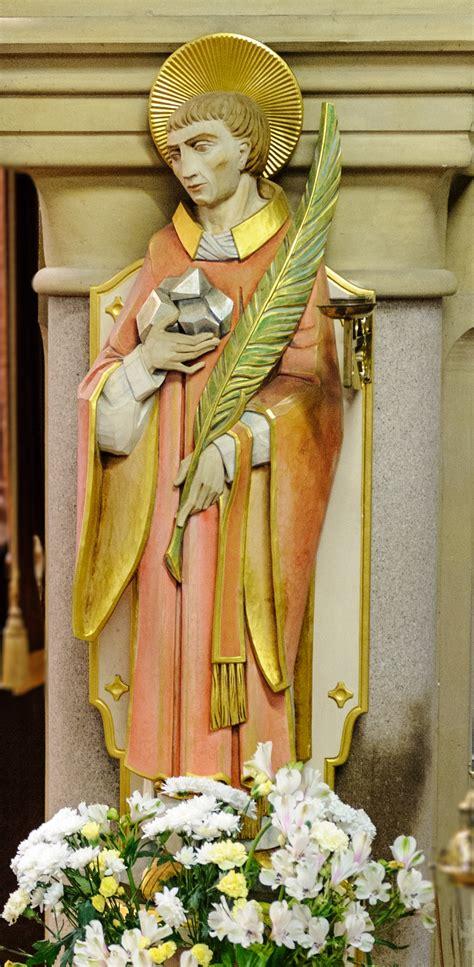 st stephen apostle  martyr st stephens guernsey