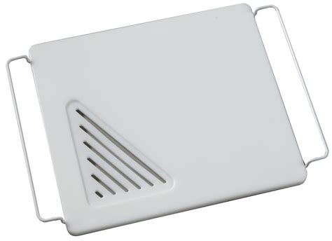 12x13 Adjustable Over-the-sink Poly Cutting Board