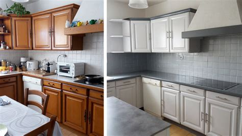 repeindre meubles cuisine quelle peinture pour repeindre des meubles de cuisine
