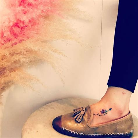 creative foot tattoo ideas  grab attention effortlessly