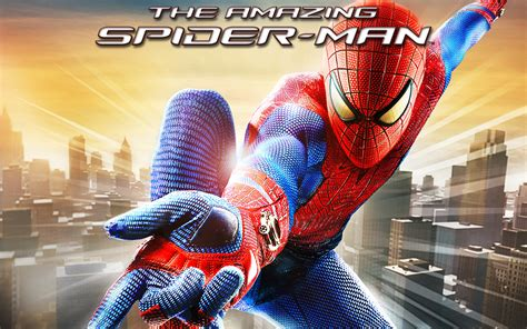 amazing spider man game wallpapers hd wallpapers