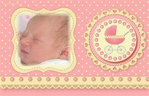 fotomontajes de nacimiento fotomontajes infantiles