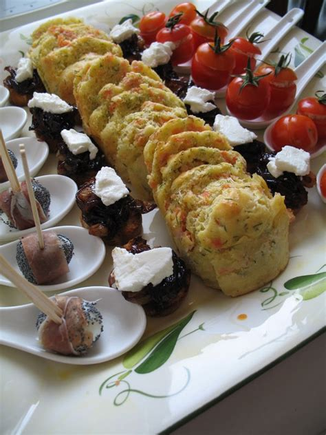 cuisine apero plateau pour apéritif dinatoire la cuisine de