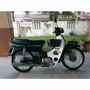 Honda Ex5 Sepanjang Zaman