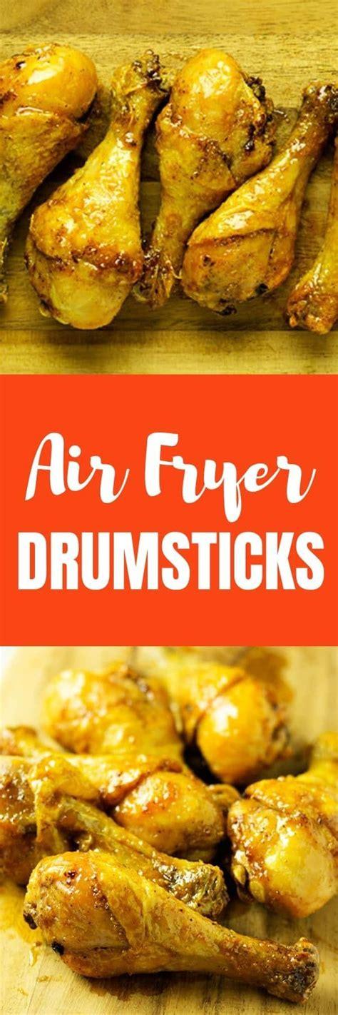drumsticks step recipe air mins fryer breading recipes chicken