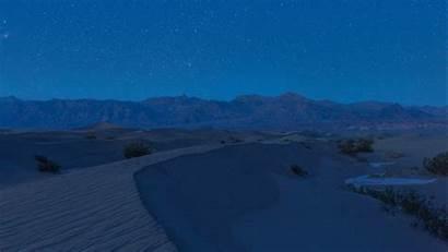 Desert Dunes Sand Night Sky Starry 1080p