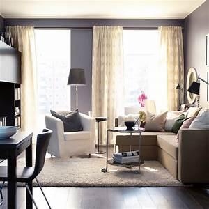 Deco Salon Ikea : nouveaut s 2011 2012 je relooke mon salon avec ikea un salon contemporain d co ~ Teatrodelosmanantiales.com Idées de Décoration