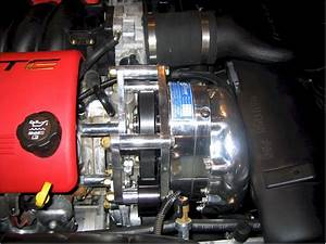 Procharger C5 Z06 Kit At Superchargers 4 Less