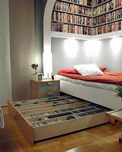 Deco Petite Chambre Adulte : decoration chambre a coucher petite surface ~ Melissatoandfro.com Idées de Décoration