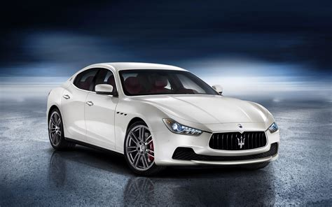 Maserati Car : 2014 Maserati Ghibli Wallpaper