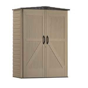 shop rubbermaid roughneck storage shed common 5 ft x 2 ft actual interior dimensions 4 33 ft