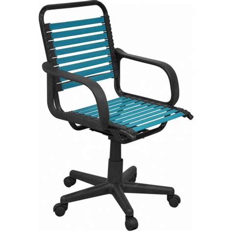 codeartmedia bungee office chairs black flat bungee