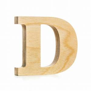H wooden letter wooden home decoration ideas mrwood for Wooden letter d