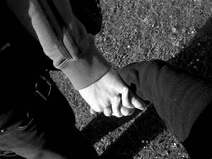 holding hands by talkovercoffee on DeviantArt