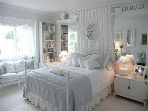 White Bedroom Ideas For Teenage Girls