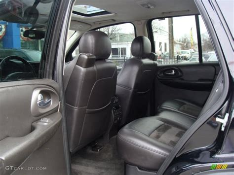 2007 Chevrolet Trailblazer Ss 4x4 Interior Photo #46473690