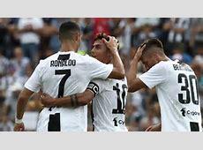 Juventus Kalahkan PSG di Instagram Berkat Ronaldo