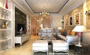 30 Elegant Modern POP False Ceiling Designs For Living Room Living Rooms Gallery