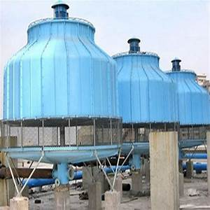 Round Shape Cooling Tower At Rs 125000   Unit S