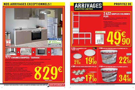 cuisines bricodepot catalogue cuisine brico depot 28 images catalogue