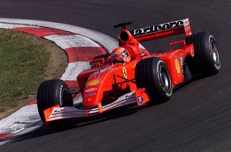 Ex-Schumacher Ferrari F1 Car Sells For R105 Million At Auction