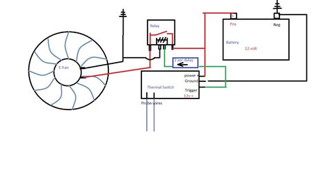 Neg Relay Switch Wiring Diagram by Need A 2 Second Delay On A 12volt Wire Miscellaneous