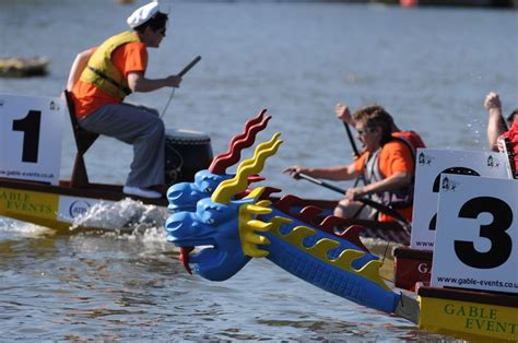 Dragon Boat Norfolk by Last Chance To Enter East Anglian Dragon Boat Festival