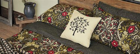Morris Seaweed Bedding Collection