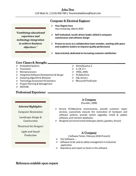 Bad History Resume by 25 Best Ideas About Resume Builder Template On Resume Ideas Resume And Career Help