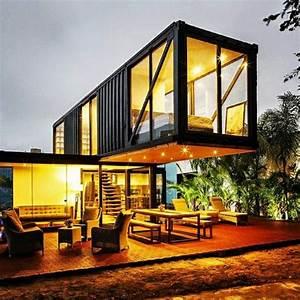 Container Haus Architekt : container haus das traumhafte eigenheim ~ Yasmunasinghe.com Haus und Dekorationen
