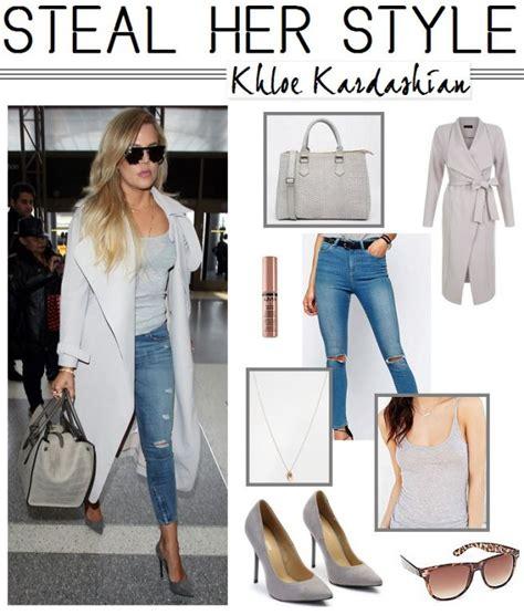 STEAL HER STYLE: KHLOE KARDASHIAN | Khloe kardashian ...