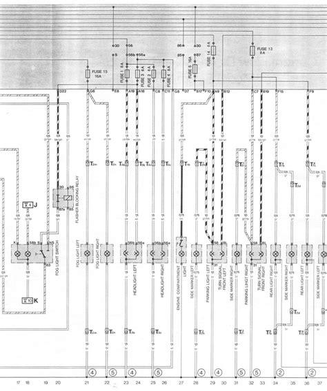 84 porsche 944 headlight wiring diagram 84 get free