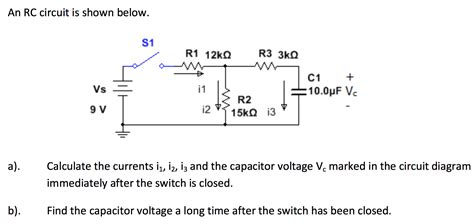 Solved Circuit Shown Below Calculate The Curren