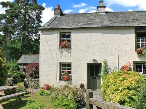 This Semi-detached Cottage Is