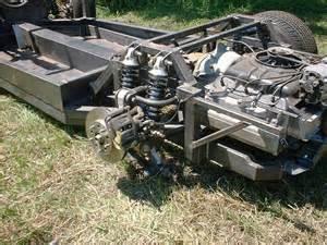 Mid-Engine Rear Suspension