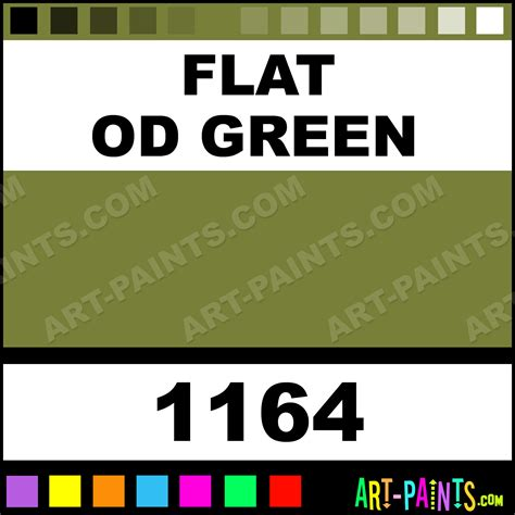 flat od green model metal paints  metallic paints  flat od green paint flat od green