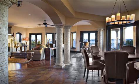 mediterranean home interior mediterranean style home with rustic elegance