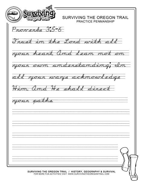 handwriting practice worksheets   grade worksheets