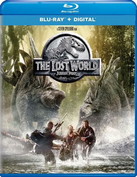 jurassic park cover the lost world jurassic park dvd release date