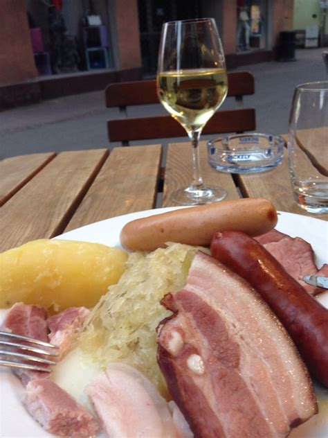 alsace cuisine exploring the food and wine regions of alsace