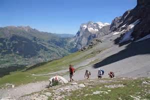 Terre De Montagne Ville La Grand Telephone by Fond D 233 Cran Montagnes Suisse Grindelwald