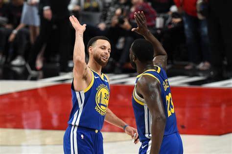 Curry e Green diventano i primi compagni di squadra con ...