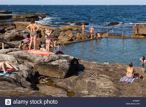 Maroubra Mahon Rock Pool, Sydney, New South Wales, Australia Stock Photo 78507415 Alamy