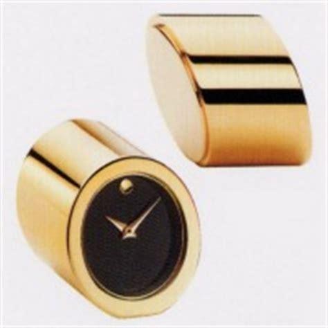 movado mini desk clock movado desk clocks clocks miniature desk clock tgo 100 m