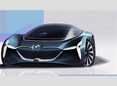 BMW Vision Grand Tourer is the Future of Bavarian EVs
