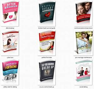 9 Dating eBooks Package With Master Resale Rights