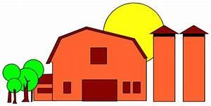 Red Barn Clip Art - ClipArt Best