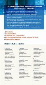 Licenciatura En L U00ednea En Psicolog U00eda By Universidad Tecnol U00f3gica De M U00e9xico Unitec